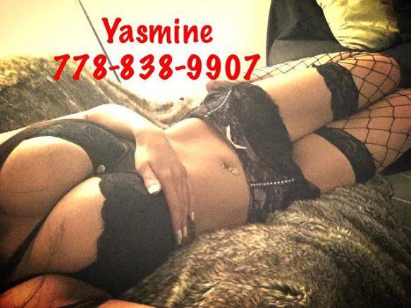 Vancouver Escort Yasmine Love 778-838-9907
